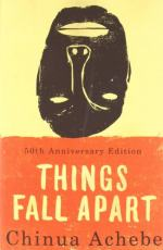 Okonkwo's Fatal Flaw in Chinua Achebe's Things Fall Apart: by Chinua Achebe