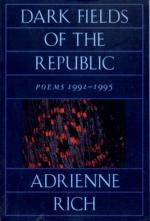 Feminism in Adrienne Rich's Poetry by