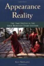 Appearance and Reality by