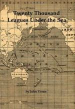 20,000 Leagues under the Sea Conflict Analysis by Jules Verne
