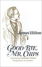 Mr. Chips - A Man of Committment by James Hilton