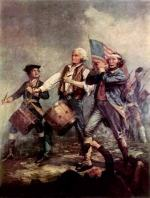 The American Colonists' Path to a True Identity by