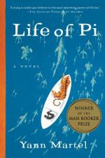 Religious Life of Pi by Yann Martel