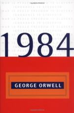 What is the theme of the book 1984 by George Orwell?