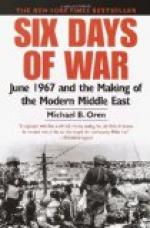 The Causes of the Six Day War by