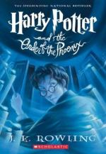 Harry Potter's Fifth Year by J. K. Rowling