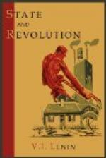 Criticism of Lenin's The State and Revolution by