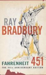 "Montag in ""Fahrenheit 451"" by Ray Bradbury"