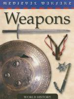 Eight Common Medieval Weapons by