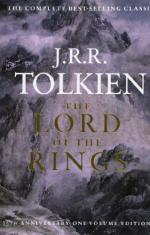 Comparative Study of Frodo and Gollum in Lord of the Rings by J. R. R. Tolkien