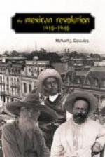 Causes of the Mexican Revolution by