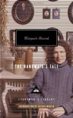 "Focus on Offred, the Main Character of ""the Handmaid's Tale"" by Margaret Atwood"