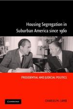Segregation in America by