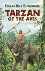 Tarzan, King of the Apes by Edgar Rice Burroughs