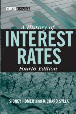 A History of Interest Rates by