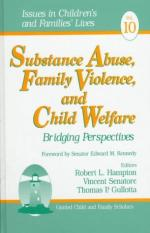 Family Violence: An International Perspective by