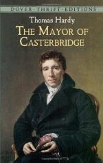 Chapter One of The Mayor of Casterbridge by Thomas Hardy
