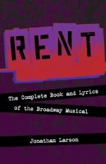 """Rent"": A Religious Phenomenon by Jonathan Larson"