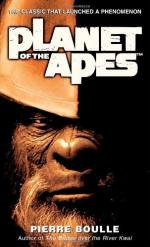 "A Hero's Journey in the ""Planet of the Apes"" by Pierre Boulle"