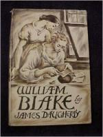 The Use of Flowers in Three William Blake Poems by James Daugherty