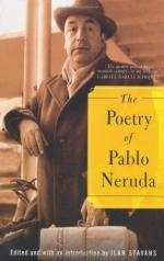 "Pablo Neruda and ""Saddest Poem"" by"