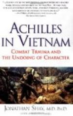 Achilles: a Tragic Hero (illiad) by