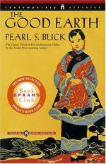 "Lotus and O-lan in ""The Good Earth"" by Pearl S. Buck"