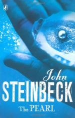 """The Great Pearl Doomed Kino and His Family in """"The Pearl"""" by John Steinbeck"""
