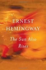 the sun also rises essay essay death of love in hemingway s the sun also rises by ernest hemingway