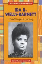 Biography of Black Feminist Ida B. Wells by