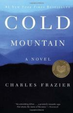 "Visual Images and Humor in ""Cold Mountain"" by Charles Frazier"