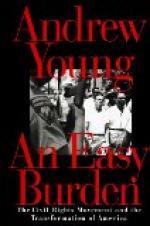 Movement ot Militancy in the U.S. Civil Rights Movement by