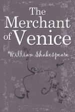 "Conflict in ""The Merchant of Venice"" by William Shakespeare"