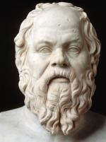 """Allegory of the Cave"" -- Socrates by"
