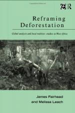 Deforestation by