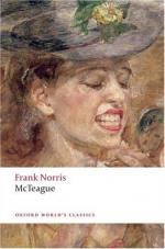 Mcteague Essay by Frank Norris