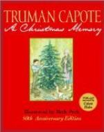 "Truman Capote's ""A Christmas Memory"" by Truman Capote"