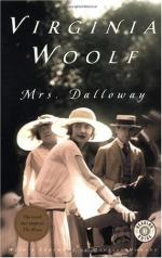 "Individual and Society in Virginia Woolf's Novel ""mrs Dalloway"" by"
