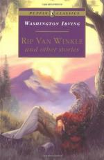 Rip Van Winkle: A Revolutionary Piece in Fairy Tale Clothing by Washington Irving