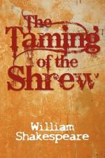 "Masculine Values in ""Taming of the Shrew"" by William Shakespeare"