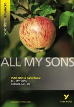 "Contrasts in Act Two of  ""All My Sons"" by Arthur Miller"
