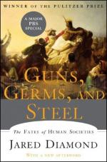 "Summary and Criticism of ""Guns, Germs and Steel"" by Jared Diamond"