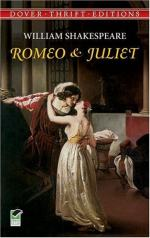 "Irony in ""Romeo and Juliet"" by William Shakespeare"