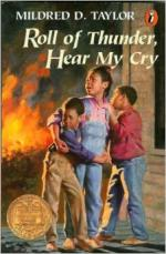Roll of Thunder Hear My Cry by Mildred Taylor