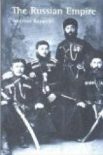 Causes of the Fall of the Russian Monarchy by