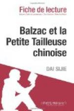 "The Love Relationship in ""Balzac and the Little Chinese Seamstress"" by"