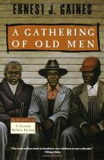 A Gathering of Old Men by Ernest Gaines