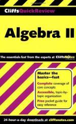 Algebra by