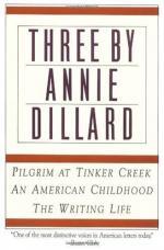 Annie Dillard (1945 - ) American Writer by