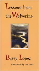 Barry Holstun Lopez (1945 - ) American Environmental Writer by